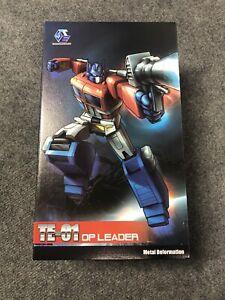 Transformers Masterpiece Transform Element TE-01 Optimus Prime 🇺🇸 MP-10 MP-44