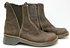 Dr Martens Vintage Chelsea Pull On Ankle Boot Air Wair Sole Size 7 Med VGUC