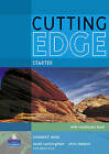 Cutting Edge Starter Students' Book and CD-ROM Pack by Peter Moor, Sarah Cunningham, Frances Eales (Mixed media product, 2010)
