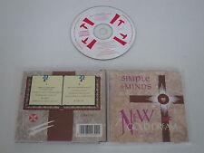 SIMPLE MINDS/NEW GOLD(VIRGIN CDV 2230) CD ALBUM