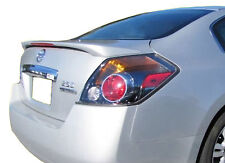 PAINTED REAR WING SPOILER FOR A NISSAN ALTIMA 4-DOOR FACTORY  2007-2012