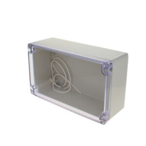 ABS Electrical Junction Box Outdoor Waterproof Electrical Project Case IP65