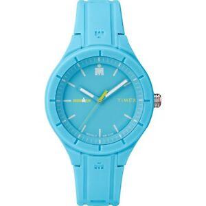 Timex-TW5M17200-034-Ironman-Essenziale-034-Indiglo-Resina-Blu-Watch-100-Metro-Wr