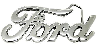 Ford boucle de ceinture authentique officially licensed product cut out logo voiture camion