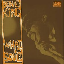 What Is Soul? On DVD Album Import 2014 by King Ben E On Audio CD Very Good