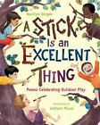 A Stick Is an Excellent Thing : Poems Celebrating Outdoor Play by Marilyn Singer (2012, Hardcover)