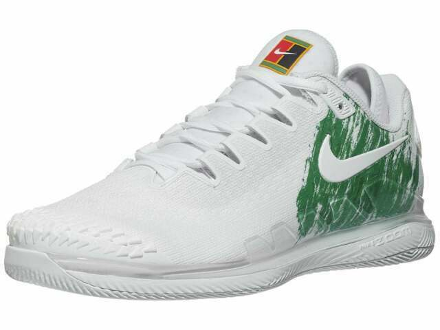 Size 7 - Nike Air Zoom Vapor X Knit White Clover for sale online ...
