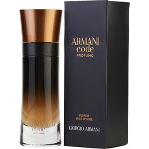 c61b137ca2 ARMANI CODE PROFUMO 110ml EDP Spray Perfume For Men By GIORGIO ...