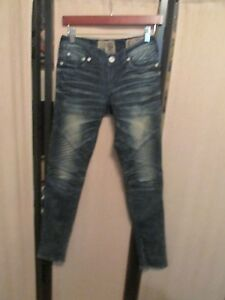 Taille 26 Skinny Jeans Affliction Raquel Ladies HRq1KOY