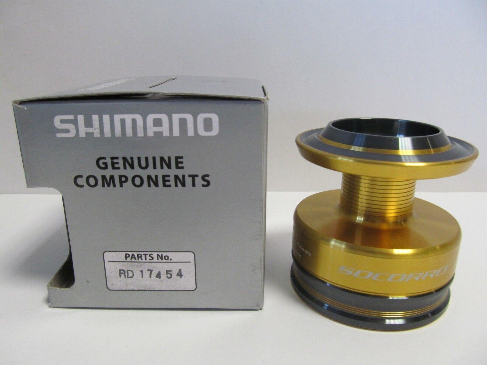 SHIMANO SPARE SPOOL SOCORRO 10000 SW