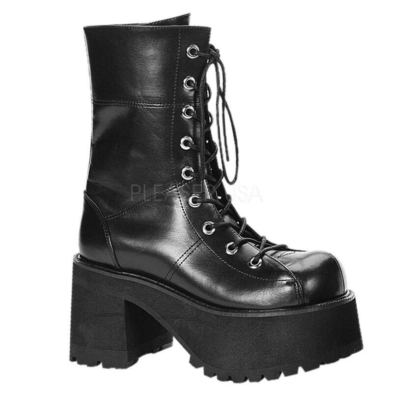 Demonia Goth Goth Goth punk Gogo laceup-botas Ranger - 301  grandes ofertas