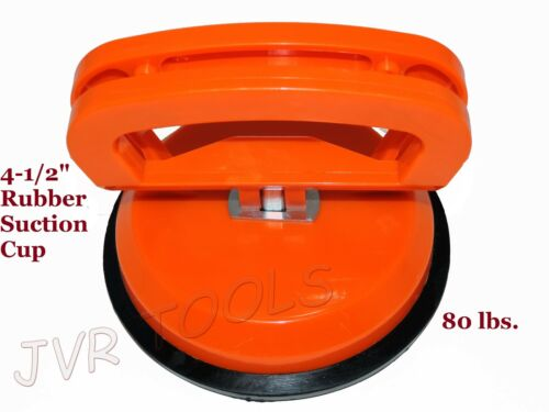 "New 4-1//2/"" Dent Puller Suction Cup LIFTER-Dents-Plate Glass"