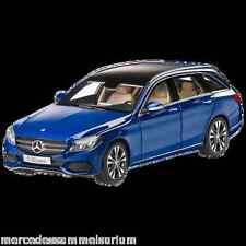 Mercedes benz s 205 C clase T modelo Avantgarde azul 1:18 nuevo embalaje original