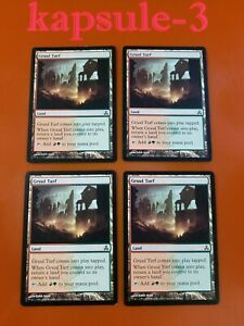 4x-Gruul-Turf-Guildpact-MTG-Magic-Cards