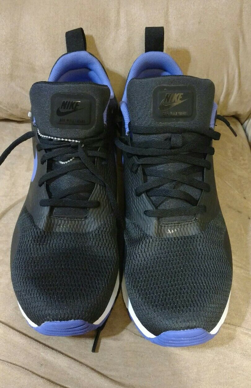 MEN`S NIKE AIR MAX TAVAS ATHLETIC SNEAKERS SIZE 13m  once
