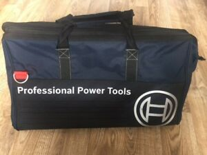 Details About Bosch Large Tool Bag With Pockets