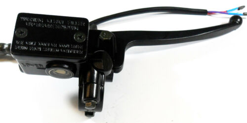 Front Brake Assembly Fits Many Chinese Scooters Caliper Holes 43mm Ctr to Ctr