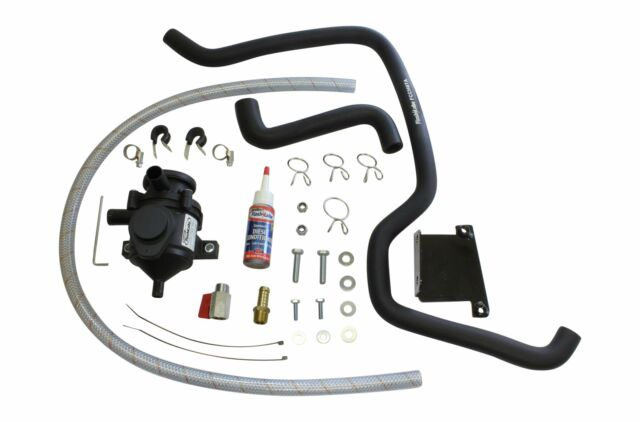 Catch Can Pro & Fitting Kit suitable for PX Ranger BT50 Turbo Diesel 2015 on