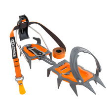 Climbing Technology Nuptse EVO Semi-automatic Crampons Grey for sale ... 73a5ec2260f