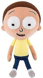 Plush--Rick & Morty - Morty (Smile) Plush
