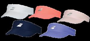 Image is loading Babolat-Visor-Adult-Junior-Unisex-Assorted-Colours-Free- ba2a9b27d38