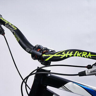 785mm Extra Long Mountain Bike Handlebar Hi-Riser Handlebar Cycling φ31.8mm
