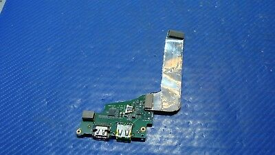 """Razer Blade Stealth RZ09-0196 12.5/"""" Genuine IO HDMI USB Port Board w// Cable"""