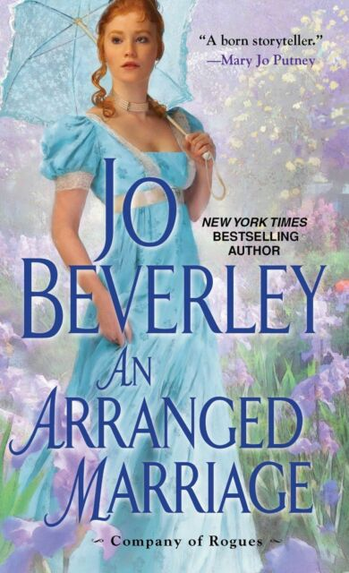 Beverley, Jo, An Arranged Marriage (Company of Rogues), Very Good Book