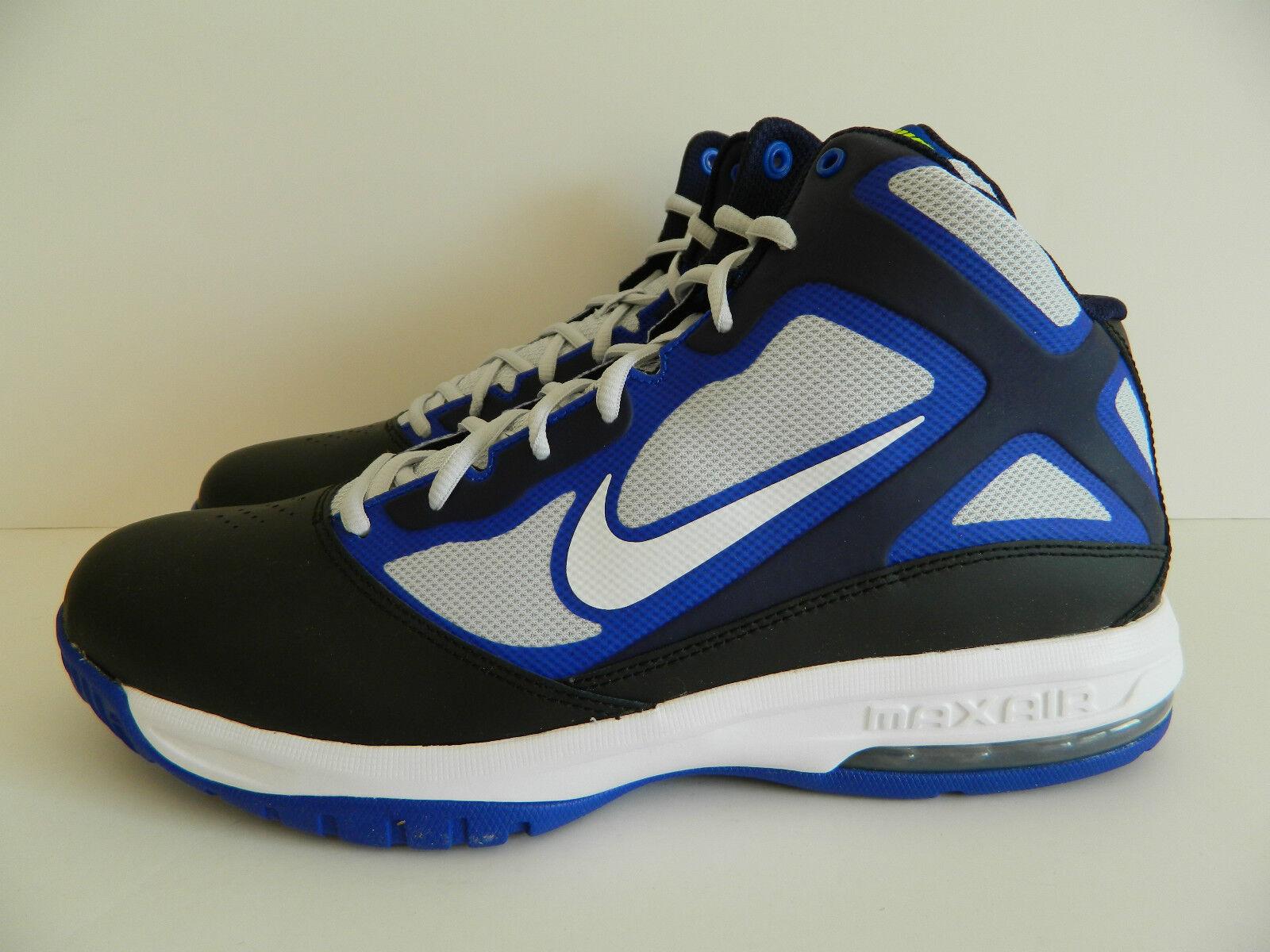 Nike Air Max Actualizer ( Black   White-Pr Pltnm-Blcknd Bl ) ( 554987 005 ) NIB