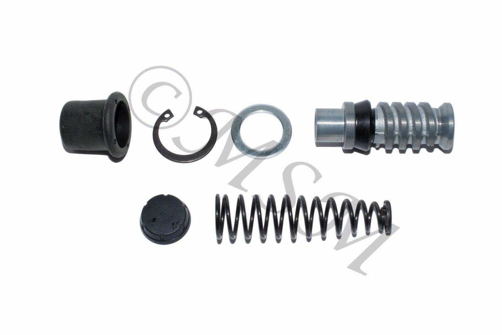 DP 0107-071 Clutch Master Cylinder Rebuild Repair Parts Kit Compatible with Yamaha
