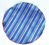 Lord R Colton Masterworks Pocket Royal Striped Survival Silk - $75 Retail on sale