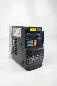 Omron WJ200-004SFE Inverter Frequenz-Umric<wbr/>hter Frequenzumrich<wbr/>ter MX2-AB004-E