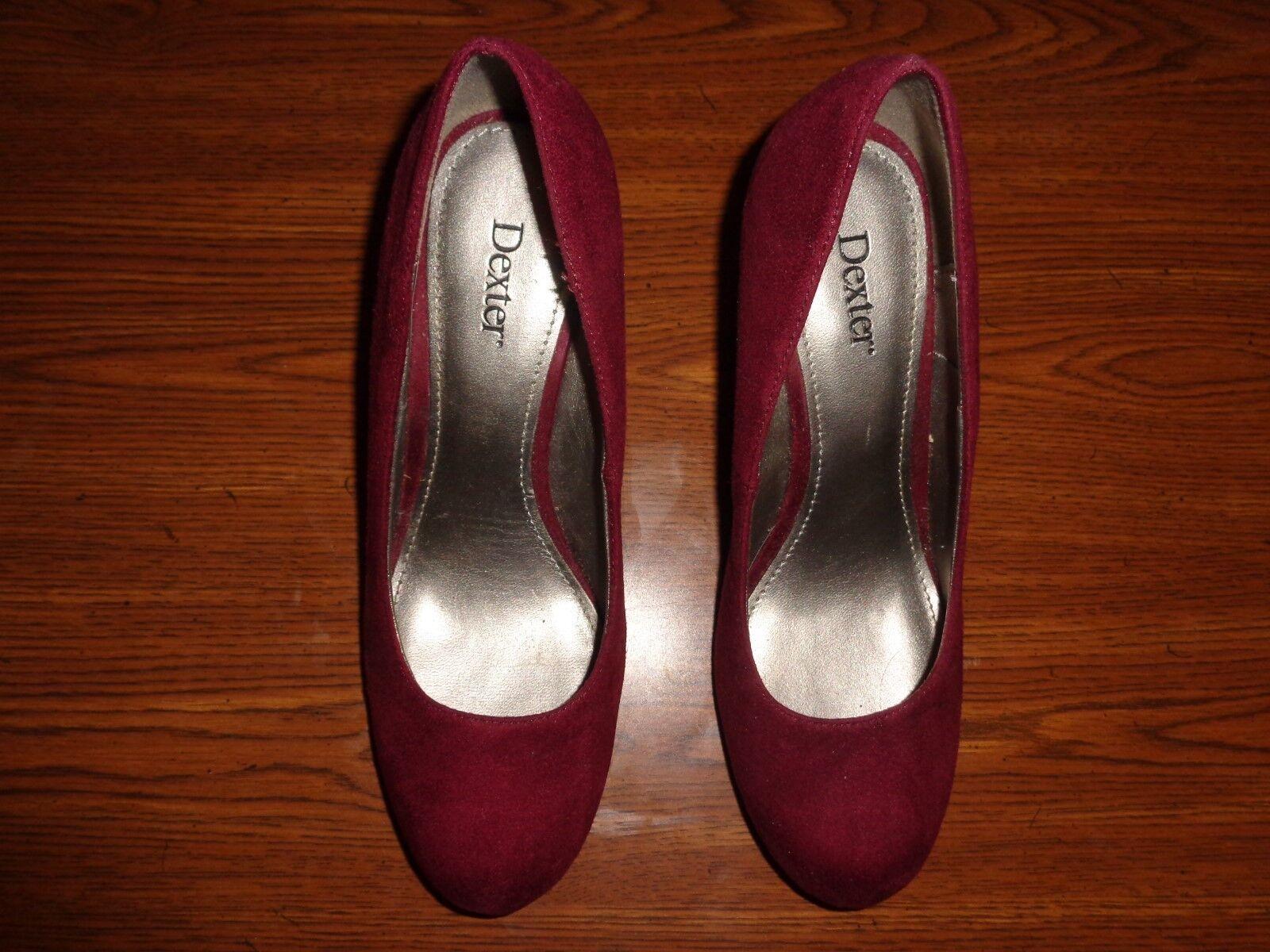 dexter 1 wedge 5 femme chaussures 3 chaussures dexter cm 2 taille tAnaq0wW