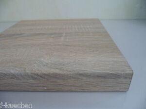 Details zu Sonoma Eiche R4110 RT Küchenarbeitsplatte, Arbeitsplatte