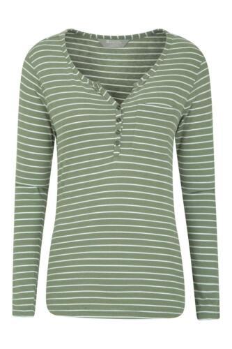 Mountain Warehouse WMS Rowan Rayures pour Femme Top T-Shirt