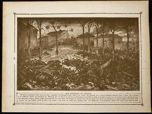 Guerra 14-18: Verdun. Batalla Para El Granja De Chambré