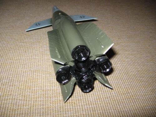 EMW A-4Bp//10  mit Boosterraketen  1//72 Bird Models Resinbausatz resin kit