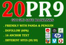 80 Da 20 Pr9 High Quality Seo Domain Authority Permanent Backlinks