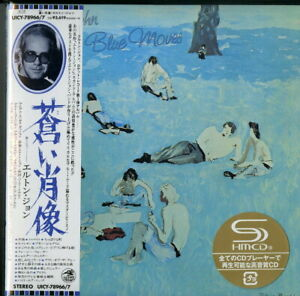 ELTON-JOHN-BLUE-MOVES-JAPAN-2-MINI-LP-SHM-CD-Ltd-Ed-I50