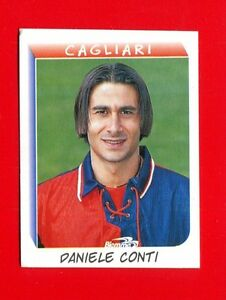 CALCIATORI-Panini-2000-Figurina-Sticker-n-64-CONTI-CAGLIARI-New