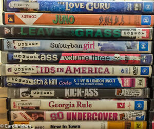 Bulk-Lot-Bundle-of-Assorted-DVD-Movies-amp-TV-Series-Promotion-Clearance-sell