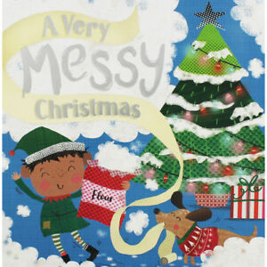 Christmas Story For Preschoolers.Details About Preschool Bedtime Christmas Story Book A Very Messy Christmas New