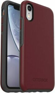 OtterBox-Symmetry-Series-Case-for-iPhone-XR-Only-Fine-Port-Easy-Open-Box