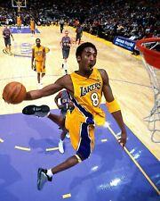 Kobe Bryant Los Angeles Lakers 8X10 Photo Print