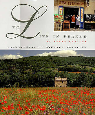 To Live in France-ExLibrary