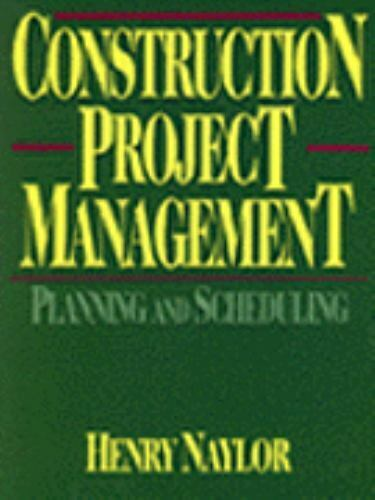 Construction Project Management Planning And Scheduling Trade, Technology In - $2.05