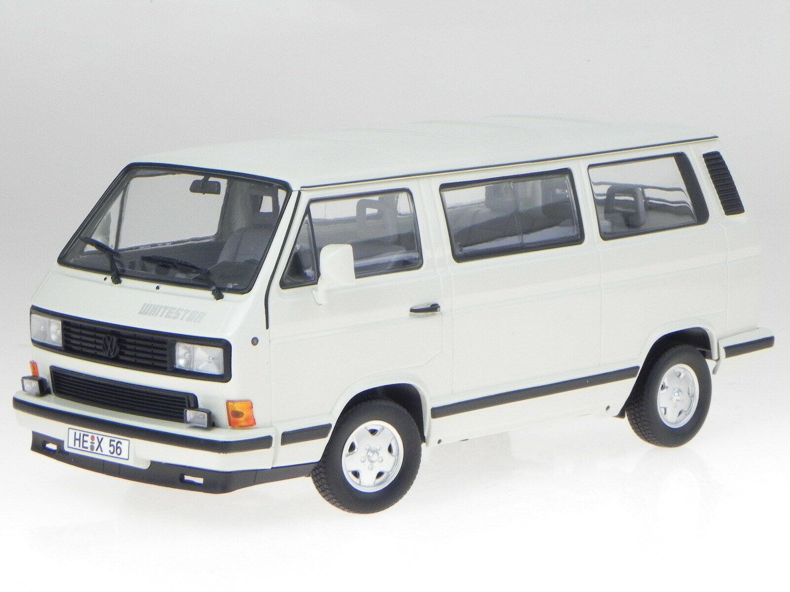 VW T3b Multivan Whitestar van diecast modelcar Norev 1 18