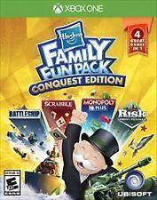 Hasbro Family Fun Pack: Conquest Edition (Microsoft Xbox One, 2016)