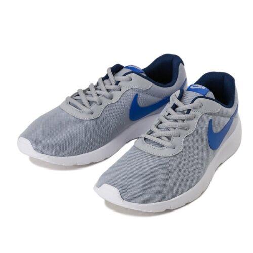 NEW NIKE Tanjun Kids Shoes Size 7Y NBA Celtics KD LeBron Running Flex Athletics