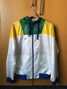 391050fce4 Dettagli su Giacca NIKE - taglia S / giacchetta NIKE leggera multicolore